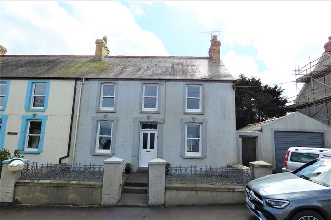3 bed semi-detached house for sale in Ardwyn, Square And Compass, Haverfordwest SA62