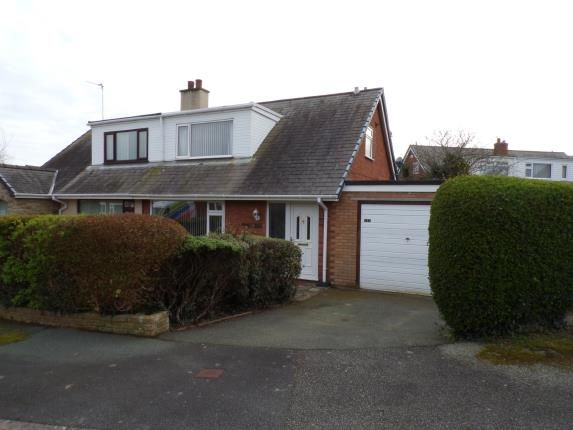 Thumbnail Semi-detached house for sale in Bryn Hyfryd, Caernarfon