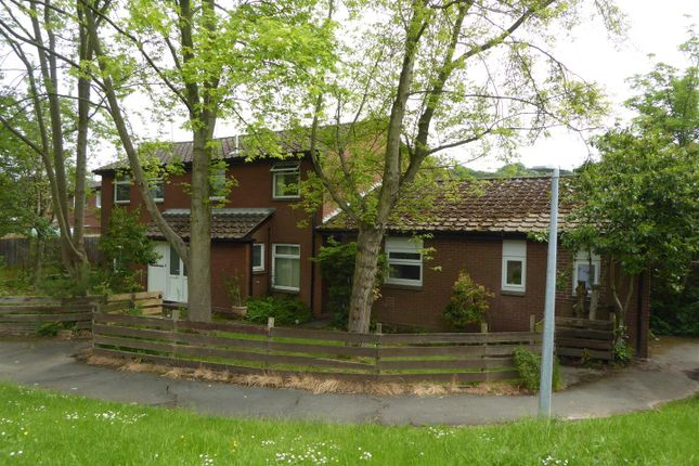 Thumbnail Detached house for sale in Deepdale, Telford