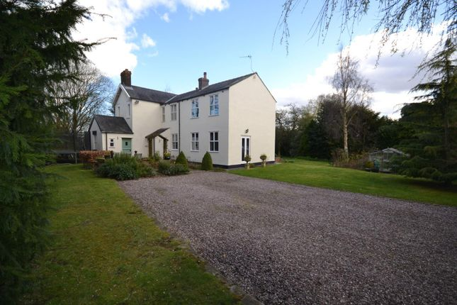 Thumbnail Detached house for sale in Penny Lane, Collins Green, Warrington