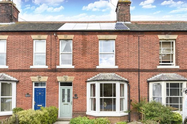 Thumbnail Terraced house for sale in Cromer Road, Holt