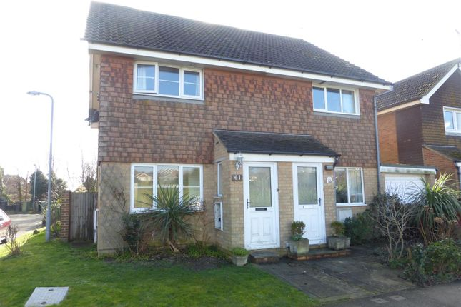 2 bed semi-detached house for sale in Ashdown Road, Bexhill-On-Sea