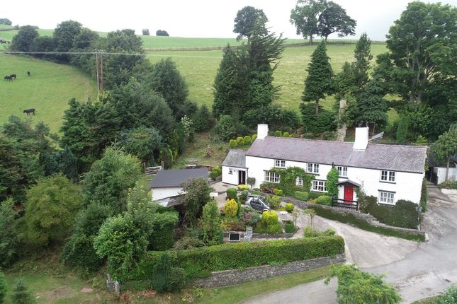 Thumbnail Detached house for sale in Groes, Denbigh