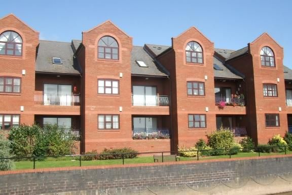 Thumbnail Flat to rent in Old Mill Close, St. Leonards, Exeter