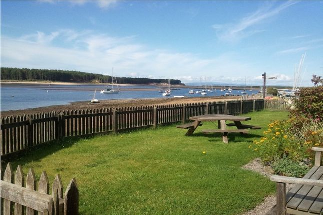 Thumbnail Semi-detached house for sale in Waterfront Courtyard Cottage, Findhorn, Forres, Morayshire