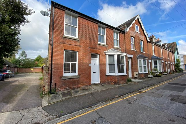 Thumbnail Semi-detached house to rent in Albion Place, Canterbury