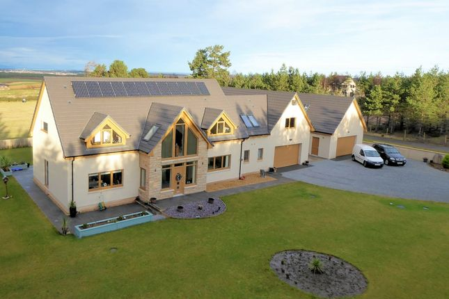 Thumbnail Detached house for sale in Wardend View Birnie, Elgin