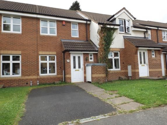 Thumbnail Terraced house for sale in Yale Road, Willenhall, West Midlands