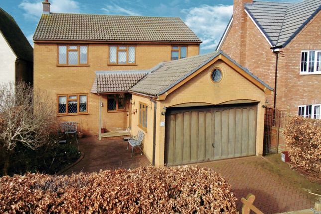 4 bed detached house for sale in St. Johns Road, Sandy MK44