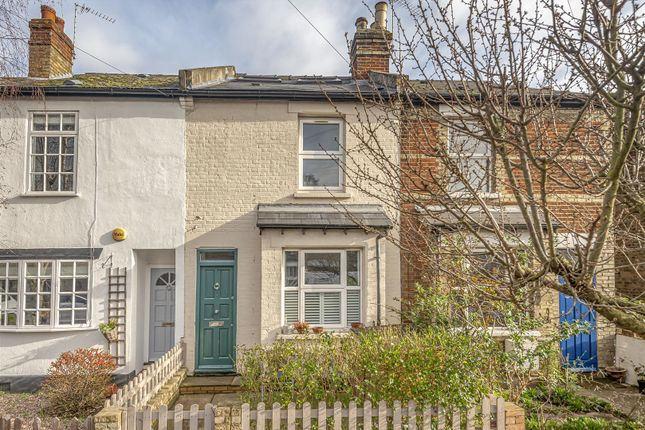 Thumbnail Terraced house for sale in Cross Road, Kingston Upon Thames