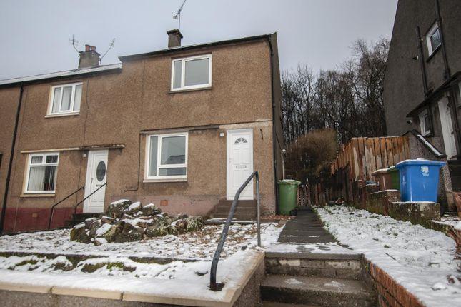 Thumbnail End terrace house for sale in 50 Rose Street, Alloa FK10 2hd, UK