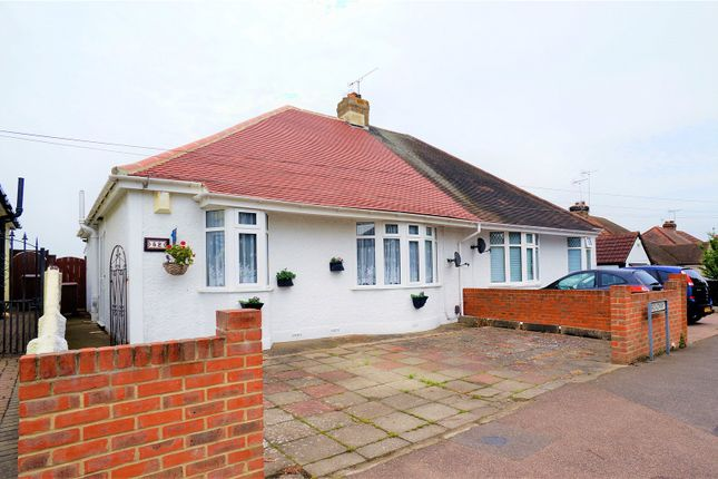 Thumbnail Semi-detached bungalow for sale in Broadway, Gillingham, Kent