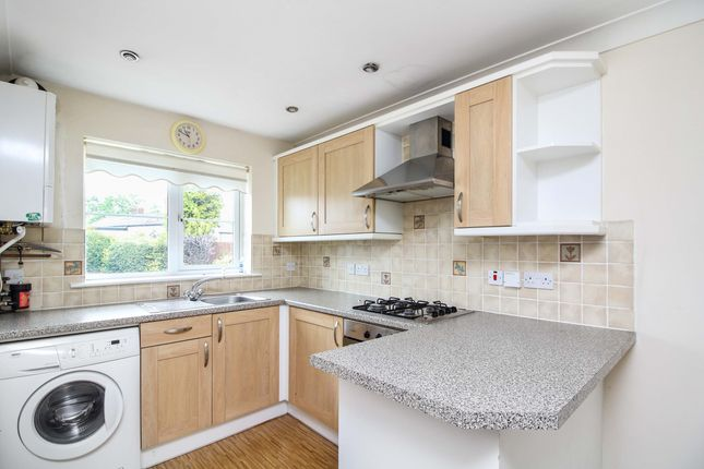 Thumbnail Terraced house to rent in Jubilee Close, Stoke Prior, Bromsgrove