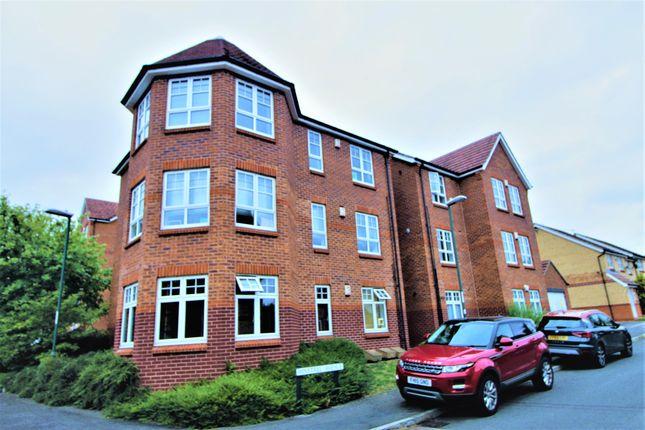 Flat for sale in Minstrel Avenue, Nottingham