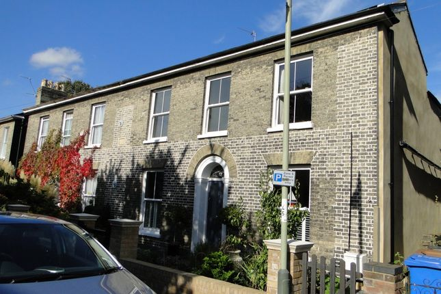 Thumbnail Semi-detached house for sale in Essex Street, Norwich