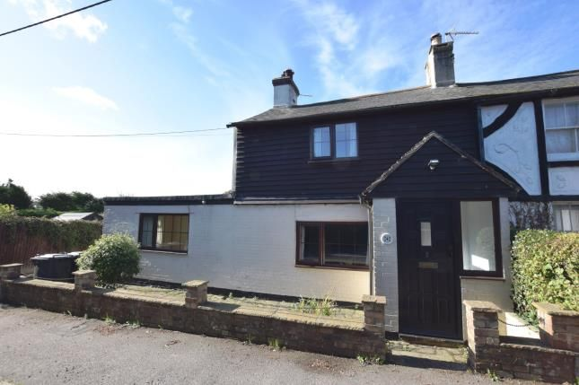 Thumbnail End terrace house for sale in White Chapel Row, Three Cups, Heathfield, East Sussex