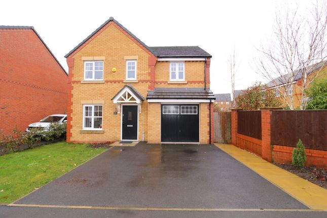 Thumbnail Detached house for sale in Waterhouses Street, Audenshaw, Manchester