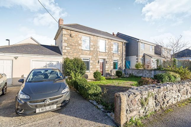 Thumbnail Detached house for sale in Lower Pengegon, Camborne