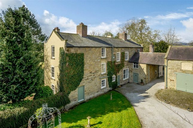 Thumbnail Detached house for sale in Chester Road, Llong, Mold
