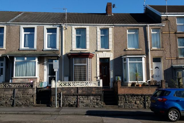 Thumbnail Property to rent in Pentreguinea Road, St Thomas, Swansea