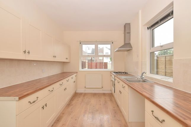Thumbnail Terraced house to rent in Strode Road, Portsmouth