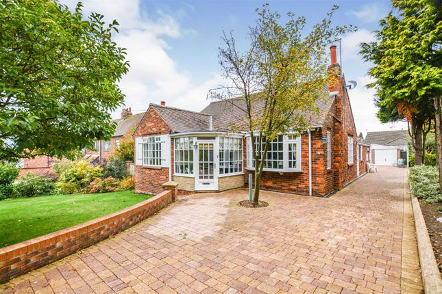 Thumbnail Detached bungalow for sale in Moorwell Business Park, Moorwell Road, Bottesford, Scunthorpe