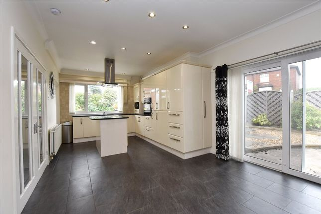 Thumbnail Detached bungalow to rent in Ring Road, Farnley, Leeds, West Yorkshire