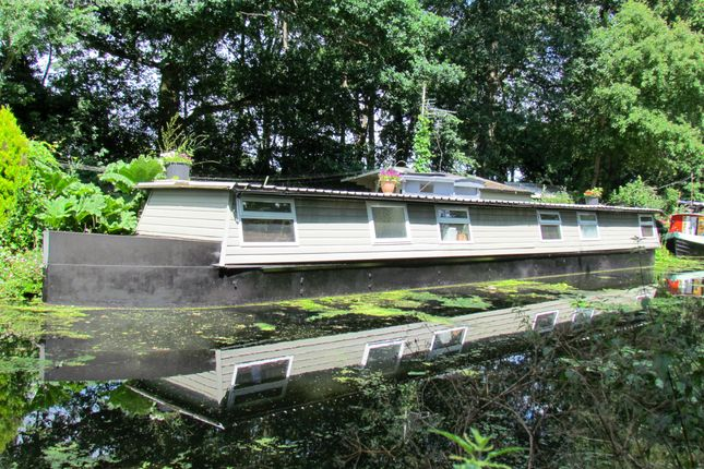 1 bed houseboat for sale in Scotland Bridge Lock, West Byfleet KT15