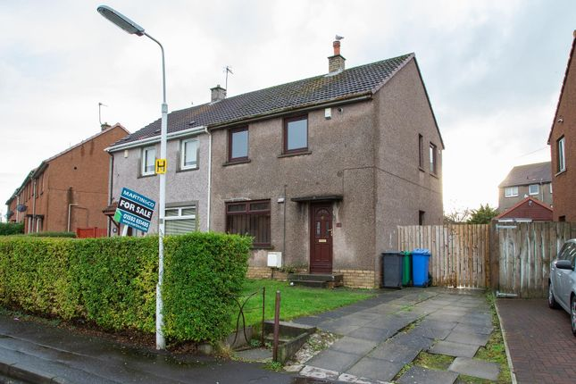 Thumbnail Semi-detached house for sale in St. Kilda Crescent, Kirkcaldy