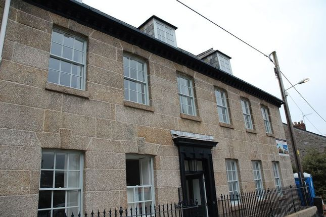Thumbnail Flat to rent in North Street, Lostwithiel