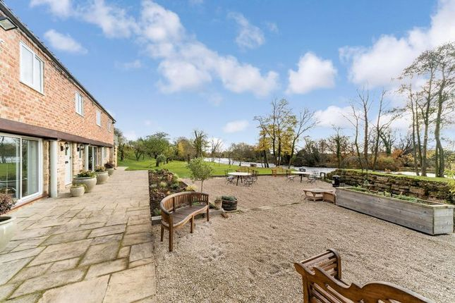 Thumbnail Detached house for sale in West Tanfield, Ripon