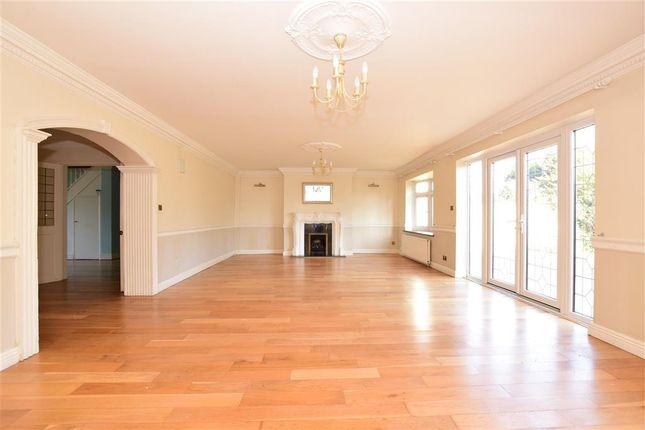 Lounge of King Edward Avenue, Rainham, Essex RM13