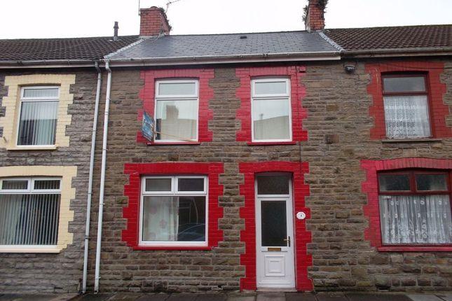 Thumbnail Terraced house to rent in Hearts Of Oak Cottages, Nantyffyllon, Maesteg, Mid Glamorgan