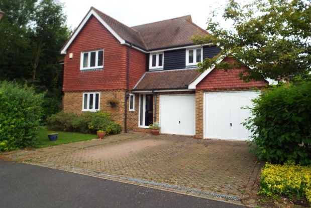 Thumbnail Property to rent in Harrison Drive, Harrietsham, Maidstone
