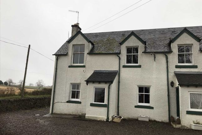 2 bed cottage to rent in Lawhill Cottage, Trinity Gask, Auchterarder PH3