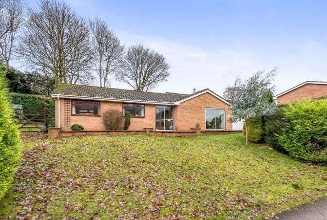 Thumbnail Bungalow for sale in Brocton Heights, Brocton, Stafford, Staffordshire