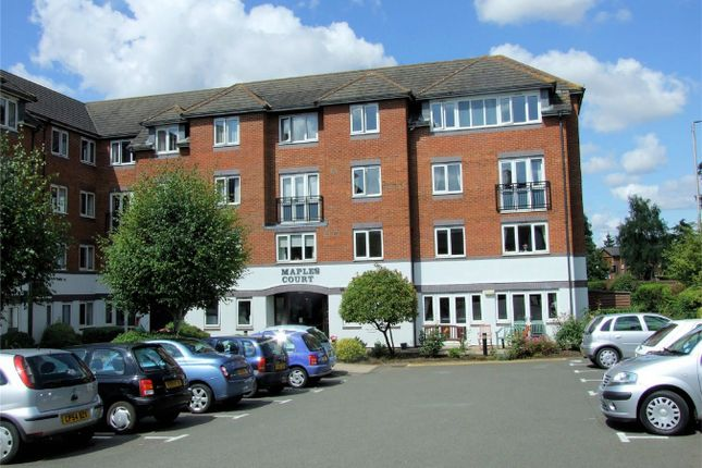 Thumbnail Property for sale in Maples Court, Bedford Road, Hitchin, Hertfordshire