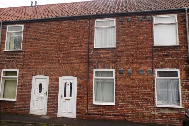 Thumbnail Terraced house for sale in Woodend, Worksop, Nottinghamshire