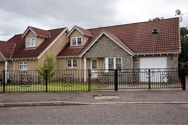 Front View of Ballumbie Meadows, Dundee DD4