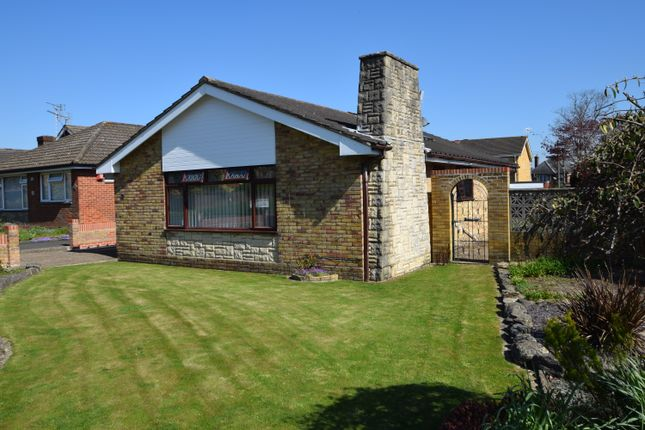 Thumbnail Detached bungalow for sale in Richlans Road, Hedge End, Southampton, Hampshire