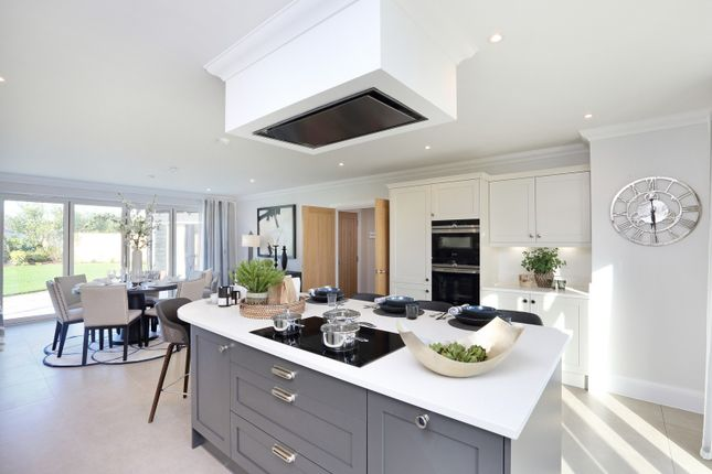 Kitchen of Tithebarns Lane, Send GU23