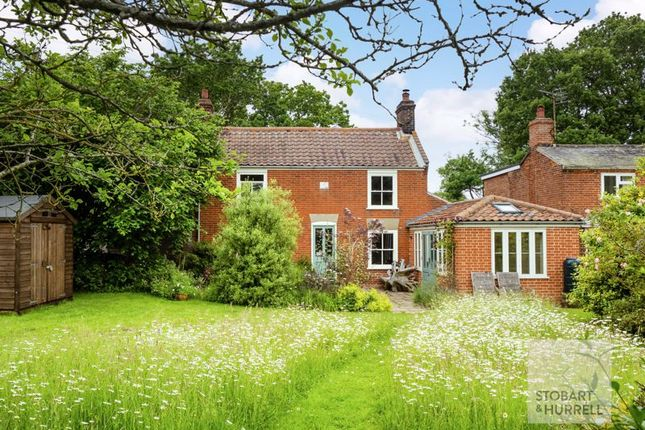 2 bed detached house for sale in Caldarvan, Threehammer Common, Neatishead, Norfolk NR12
