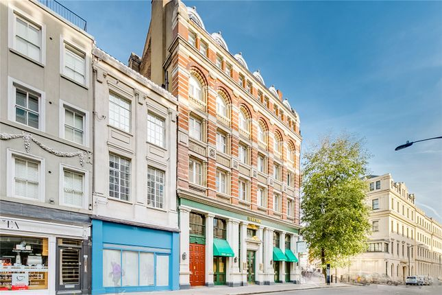 Thumbnail Flat to rent in William IV Street, London