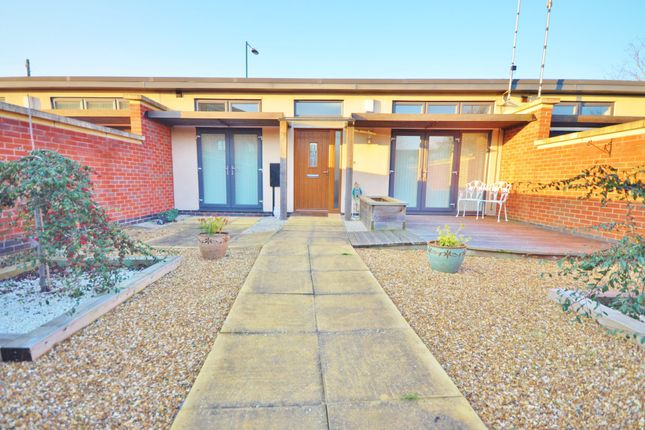 Thumbnail 2 bed terraced bungalow to rent in Deane Road, Wilford, Nottingham