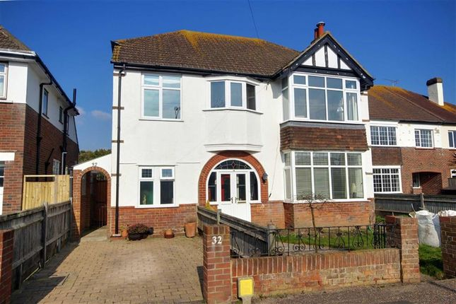 Thumbnail Flat for sale in Pevensey Road, Worthing, West Sussex