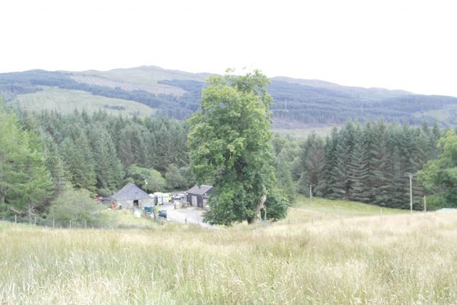 Thumbnail Farmhouse for sale in Strone Farm Main Road A85, Dalmally