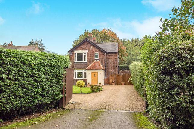 Thumbnail Detached house for sale in Prior Park Lane, Ashby-De-La-Zouch