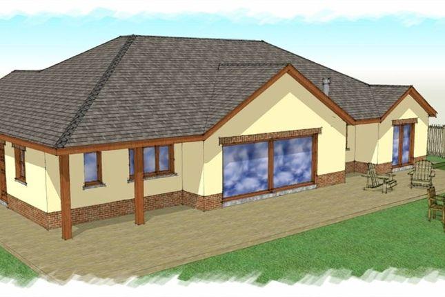 Thumbnail Detached bungalow for sale in Cae Llwyni, Sarnau, Llandysul