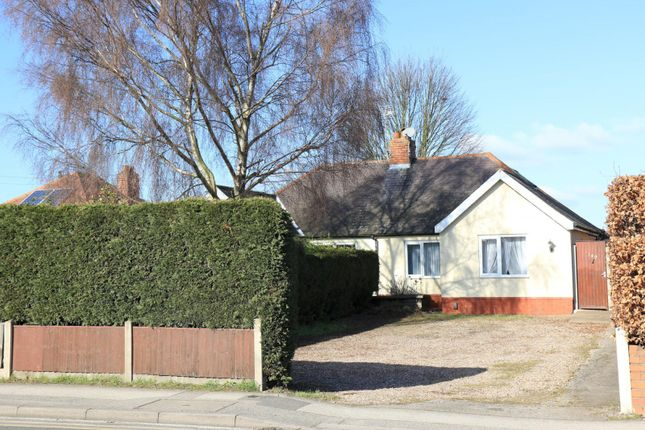 Thumbnail Bungalow to rent in Clipstone Road West, Forest Town, Mansfield