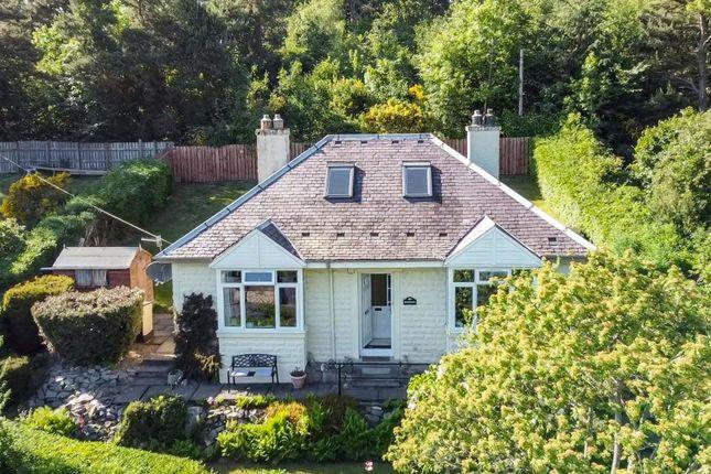 Thumbnail Detached bungalow for sale in Maneesha, Pirn Road, Innerleithen